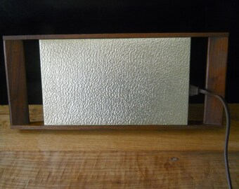 Vintage Tricolator Gold Foil Hot Tray