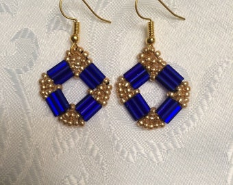 Earring, Indian style