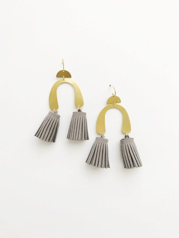 The Julie Earrings, more colors available