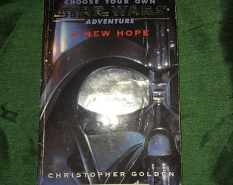Star Wars: Choose your own Adventure A new Hope