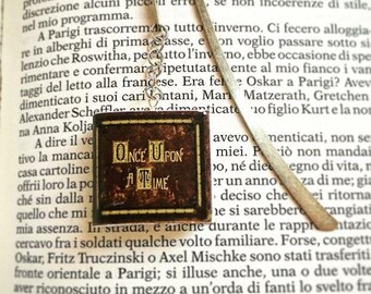 """Bookmark """"Once upon a time..."""" """"Once upon a time..."""""""