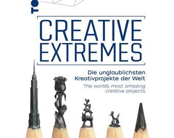 KREATIVE Extreme Buch signiert
