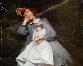 "Vintage Vogue 9983 Bride Doll and Clothes Wardrobe Linda Carr Pattern Size 22"" UNCUT"