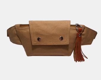 Fanny pack brown/bum bag/fanny pack vintage/festival fanny pack/boho fanny pack/waist bag/hip bag/crossbody bags/festival/BUY 3 GET 1 FREE