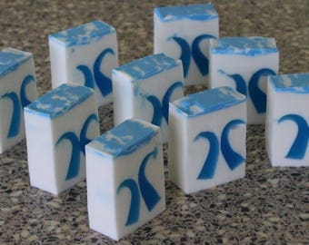 Whale Tails Mango Butter Soaps
