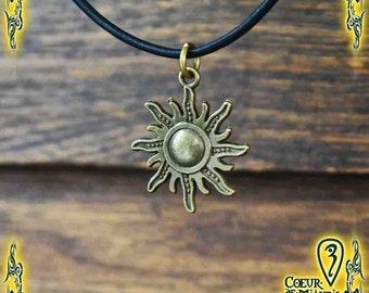 Necklace Sun