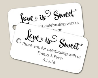 Personalized Custom Tags, Custom Tags, Product Tags, Personalized Tags, Wedding Tags, Product Tags, Gift Tags, Personalized Tags - Set of 20