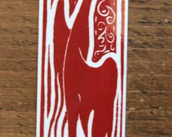 Dragonflight - large bookmark