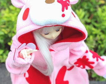 Pink Gloomy Bear BJD Kigurumi [Pre-Order]