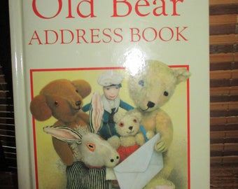 The Jane Hissey Old Bear Address Book