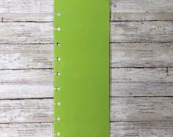 Green Classic Happy Planner Bookmark