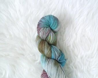 kitchen sink - MCN sock yarn - merino cashmere nylon
