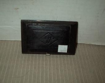 Vintage Agfa Standard Camera Back