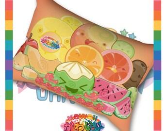 Univers kawaii - Cute classique Fruits groupe créateur sommeil oreiller