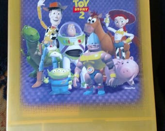 Vintage Yellow Toy Story 2 Clipboard Case
