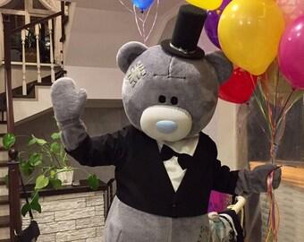 Custom Fursuit bear Teddy