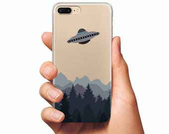 UFO case iPhone 8 case iPhone 8 Plus case iPhone X case accessory case iPhone 7 case accessory case iPhone 6 Plus case Samusng case Phone