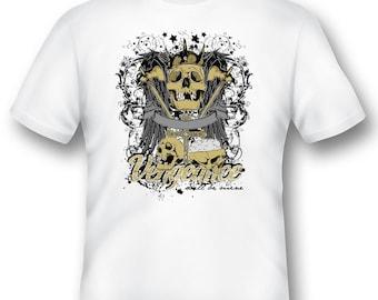 Vengeance shall be mine 353 Tee Shirt 082315