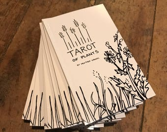 The Tarot of Plants guide
