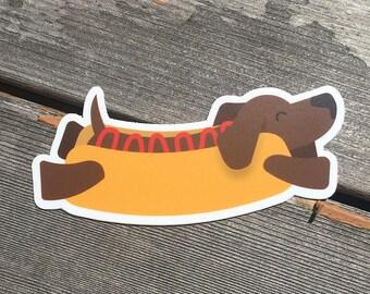 Well, Hot Dog!  |  Sticker