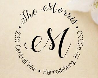 SELF INKING custom return address stamp,personalized wedding address stamp,R75 on sale