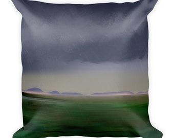 Raincloud - Square Pillow