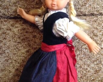 Die Puppe Vintage DDR