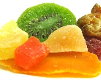 Tropical Fruit Salad - Dried Fruit