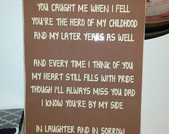 My Hero ..My Dad