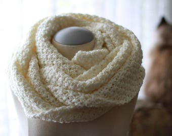 Crochet Brighton Cowl Pattern - Crochet Cowl Pattern - Crochet Ladies Cowl Pattern - Crochet Cowl - Crochet Neck Warmer Pattern - Easy Cowl