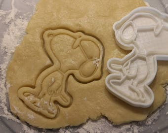 Snoopy Cookie Cutter , Great Stocking Stuffer , Stocking Stuffers