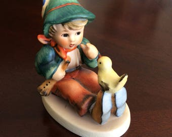 "Hummel Figurine ""Singing Lessons""~Goebel~W Germany~Authentic Hummel Collectible"