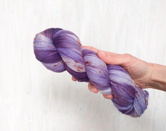 Lavender Tea - Squid Sock - Ready to Ship
