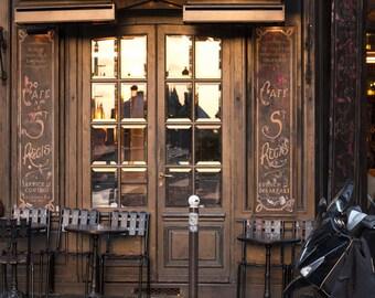 """Paris Photography, """"St. Regis Sunset"""" Paris Print, Large Art Print Fine Art Photography"""