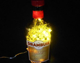 Drambuie Plug-In Bottle Light