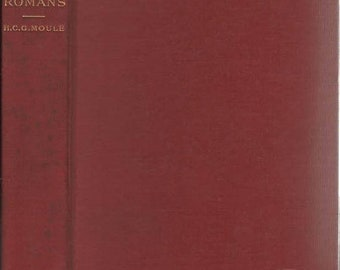 BTS Romans The Expositor's Bible by Hodder & Stroughton Fifth Edition