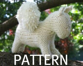 Squirrel Knitting Pattern (PDF), Immediate Download