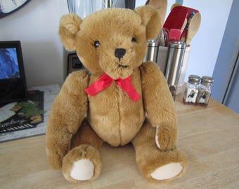 Smithsonian Institution Teddy Roosevelt Bear 1987