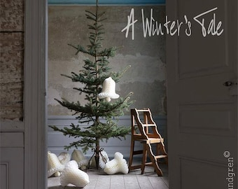 Vintage by Nina - A Winter's Tale -  In Stock and Shipping