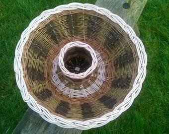 Welsh Tea Things Basket