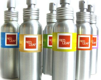 Natural Room Spray, Air Freshener, Long Lasting, Quick Drying, Wholesale Available, Free Shipping, Red Leaf Bath and Body Seattle