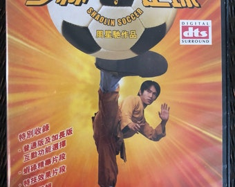 Shaolin Soccer DVD in Chinese with English Subtitles, Used