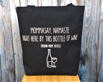 Mother Gift-Mothers Day Gift - Funny Mothers Day Gift-Mother Gift from Daughter-Gifts for Mom-Wine Gift