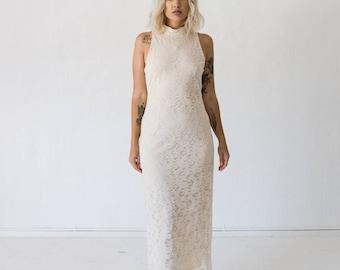 LEONA - Vintage wedding dress