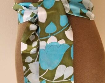 Groovy 60s belt or scarf, sash