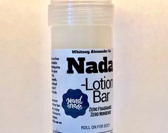 NADA- Lotion Bar