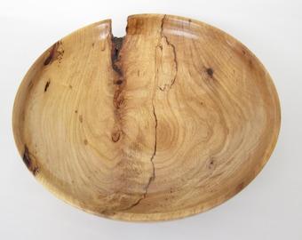 Spalted Pecan Bowl
