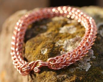Pure Copper Persian Bracelet