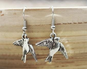 Swallow Bird Earrings