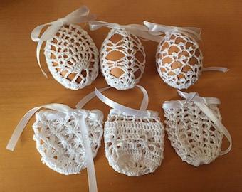 Art crocheted egg choice shirt
